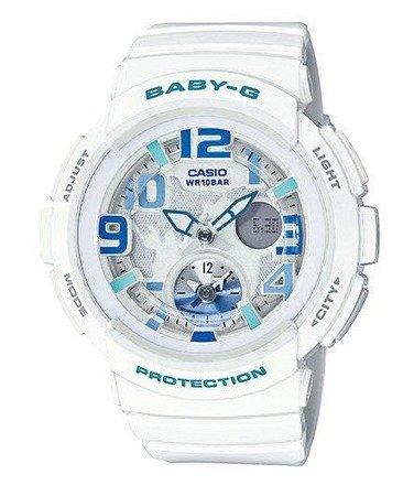Zegarek Casio BGA-190-7BER Baby-G Dual Time