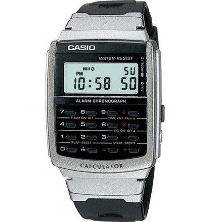 Zegarek Casio CA-56-1ER Kalkulator Retro