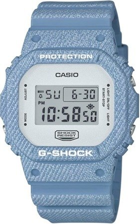 Zegarek Casio DW-5600DC-2ER G-Shock Denim Series
