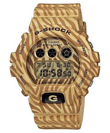 Zegarek Casio DW-6900ZB-9ER G-Shock Zebra Camo
