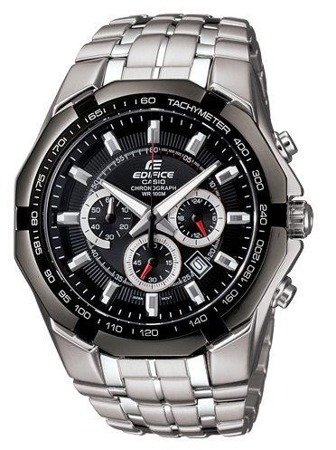 Zegarek Casio EF-540D-1AVEF Edifice Chronograf