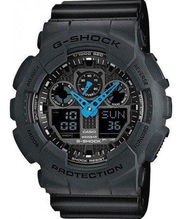 Zegarek Casio GA-100C-8AER G-Shock