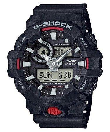 Zegarek Casio GA-700-1AER G-Shock
