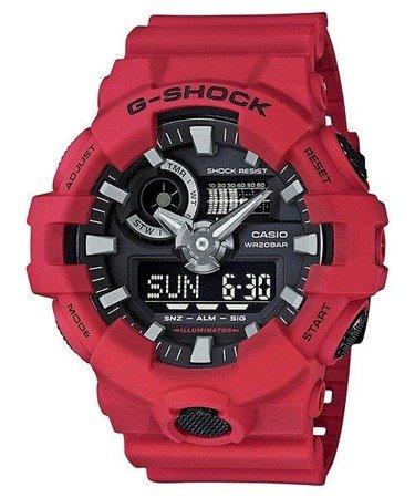 Zegarek Casio GA-700-4AER G-Shock