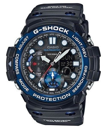 Zegarek Casio GN-1000B-1AER G-Shock Gulfmaster