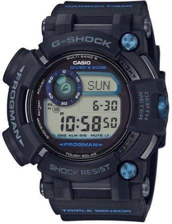 Zegarek Casio GWF-D1000B-1ER G-Shock Frogman
