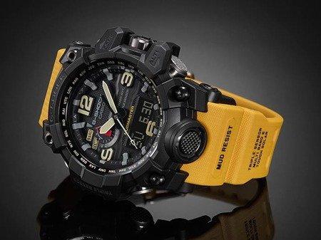 Zegarek Casio GWG-1000-1A9ER G-Shock Mudmaster