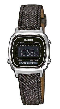 Zegarek Casio LA670WEL-1BEF Retro