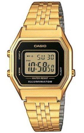 Zegarek Casio LA680WEGA-1ER Retro
