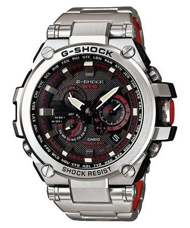 Zegarek Casio MTG-S1000D-1A4ER G-Shock Tough MVT Smart Access