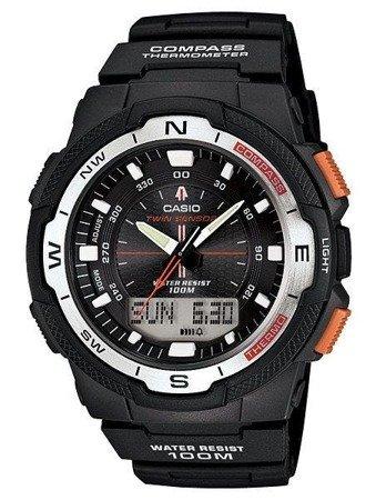 Zegarek Casio SGW-500H-1BVER OutGear Kompas