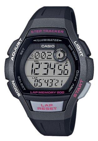 Zegarek Casio Sportowy LWS-2000H-1AVEF Step Tracker