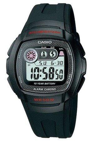 Zegarek Casio W-210-1C