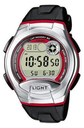 Zegarek Casio W-752-4BVEF Pacemaker