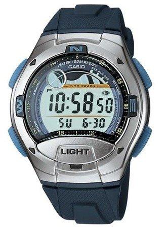 Zegarek Casio W-753-2AV Kompas
