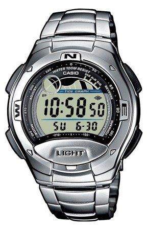 Zegarek Casio W-753D-1AV Kompas