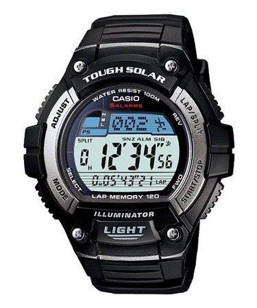 Zegarek Casio W-S220-1AVEF Solar