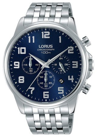Zegarek Męski Lorus RT335GX9 Chronograf Sportowe