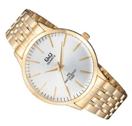 Zegarek Q&Q QZ16-001 Klasyczny Wodoszczelny