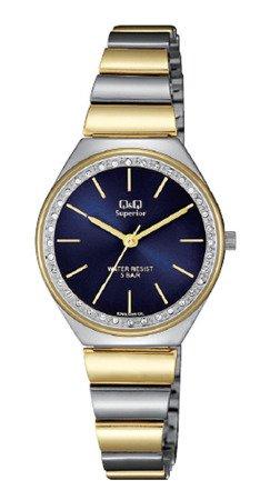Zegarek QQ S293-402 Damski Biżuteryjny