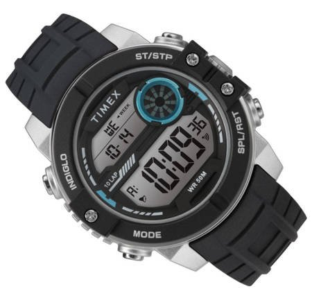 Zegarek Timex TW5M34600 Digital E2